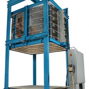 L&L Bell-Lift Electric Kiln